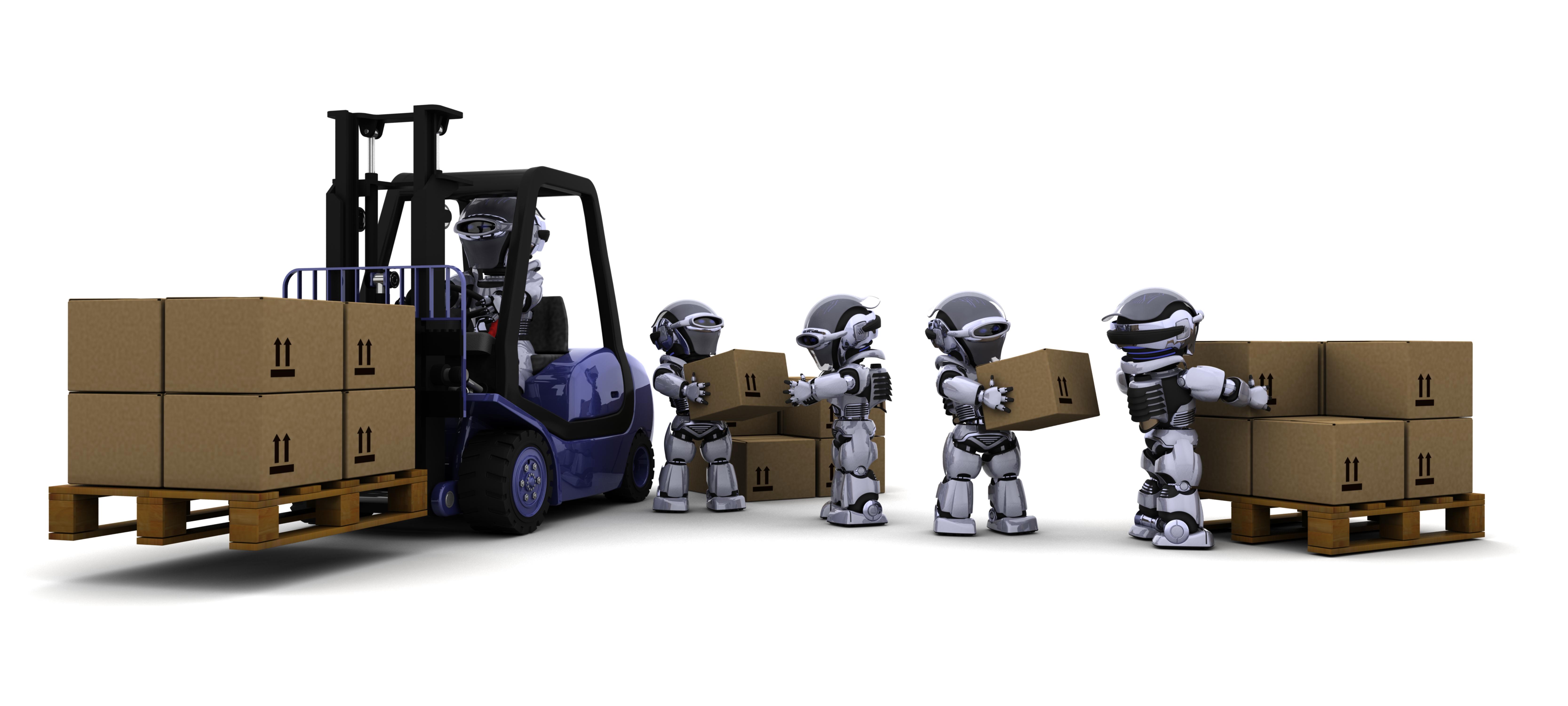 Схема доставки сборных грузов LCL: